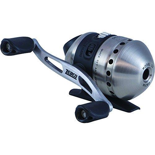 Zebco 33MCKBX6 33 Micro Spin Cast Reel by Zebco (Reel Cast)