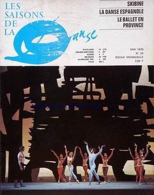 SAISONS DE LA DANSE (LES) [No 24] du 01/...