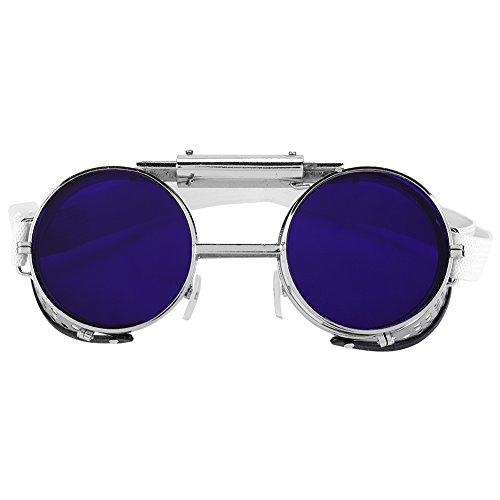 Almohadillas seguridad delanteras abatibles Gafas