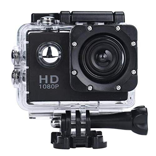 2,0-Zoll-Dual-Screen-Sport-DV-Action-Kamera wasserdichte Kamera