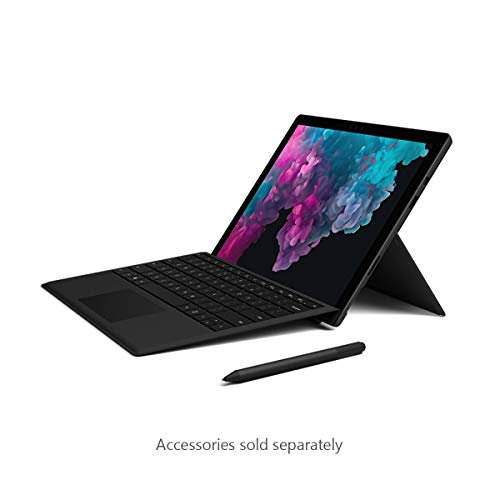 Microsoft – Surface Pro 6 – 12.3″ Touch-Screen – Intel Core i5 – 8GB Memory – 256GB Solid State Drive (Latest Model) – Black