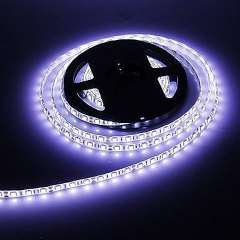 Stagno 5 m 60 x 5050 SMD 60 W - 3000 3600lm 6000-7000K Cool White Licht LED-striscia (DC12V) - Stagno Striscia