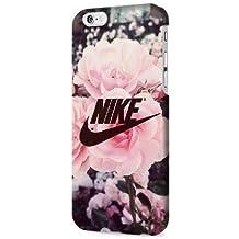 Funda iPhone 6 6S Plus 5.5 Pulgada Caso 3D Nike Logo C7X2GC