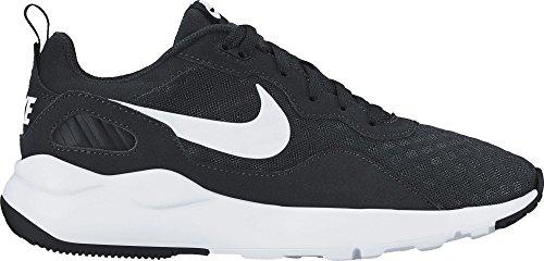 Nike LD Runner Scarpe Running Donna, Nero White/Black 001, 39 EU