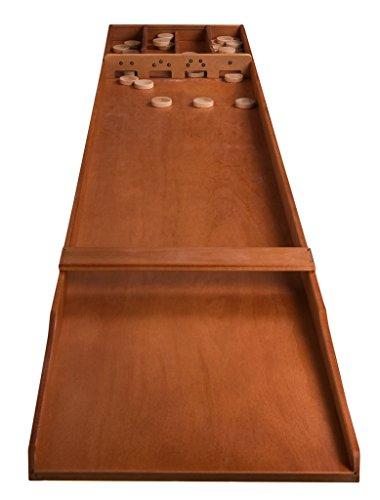 SQUARE - Sjoelbak - Dutch Shuffleboard - - Sjoelbak Shuffleboard