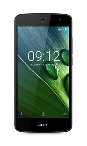 Acer Liquid Zest 4G Dual Micro-Sim Smartphone (12,7 cm (5 Zoll) Display, Android 6.0)
