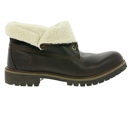 Timberland Af Roll Top 6832A, Bottines Homme Braun