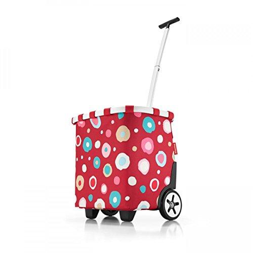 Reisenthel Carrycruiser Cruiser Trolley panier de courses Chariot–Choix de Couleur funky dots 2