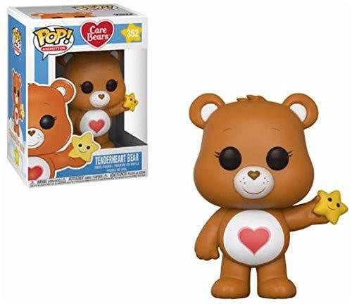Funko 26700 Tenderheart Bear Spielfigur, Mehrfarbig, 10 Centimeters