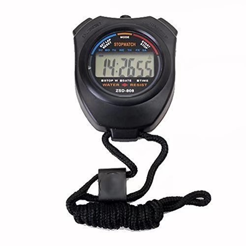 leading-star Wonderful Digital Professional LCD Timer Chronograph Counter Stopwatch