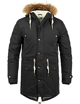 SOLID Dry - Chaqueta de Invierno para Hombre, tamaño:XXL, color:Black (9000)