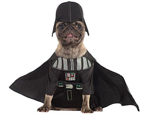 Generique - Darth Vader Hundekostüm Star Wars