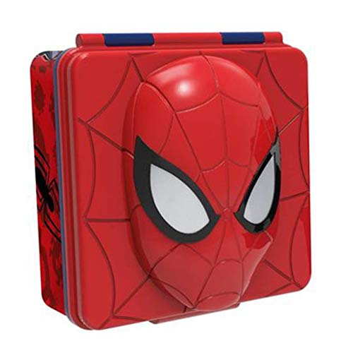 Marvel Spiderman 3D lunch box