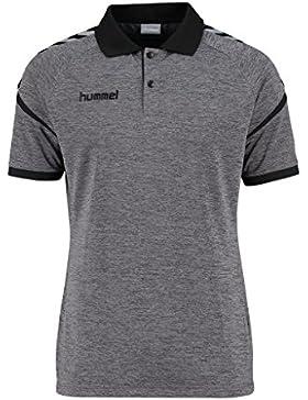 Hummel Herren Auth. Charge Functional Polo Poloshirt