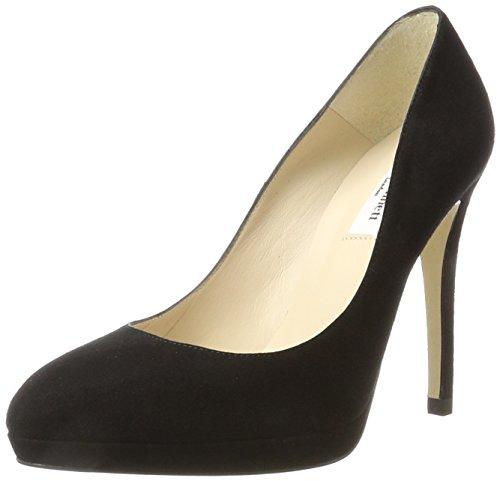 LK BENNETT New Sledge, Escarpins Femme Noir (Black-black)