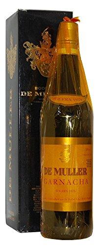 Wein 1926 De Muller Garnacha Solera -