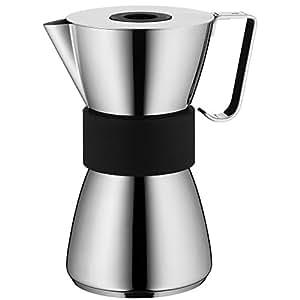 WMF Espresso-Maschine 6 Tassen Barista Cromargan Edelstahl rostfrei 18/10