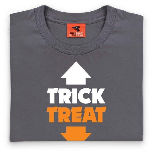 Trick T-Shirt, Herren Anthrazit