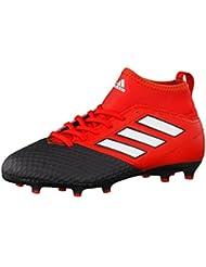 adidas Kinder-Unisex Ace 17.3 Fg J Fußballschuhe, Rot
