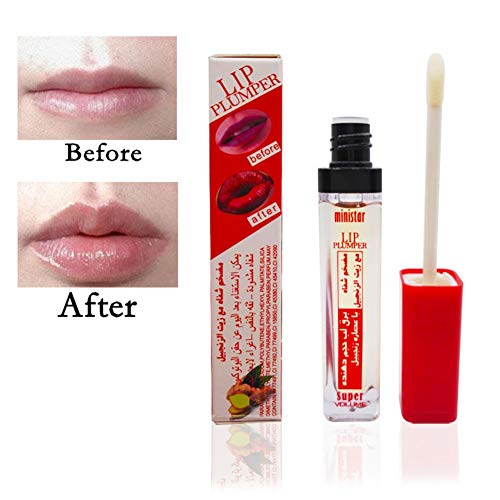 Cocohot Lippenpraller Lipgloss Lip Extreme Lip Plumper lang anhaltende feuchtigkeitsspendende Lip...