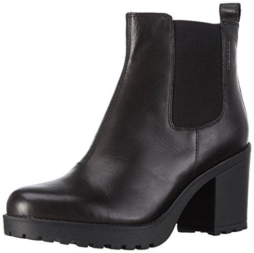 Vagabond Damen Grace Chelsea Boots, Schwarz (20 Black), 41 EU (Boot Ankle Co-leder)