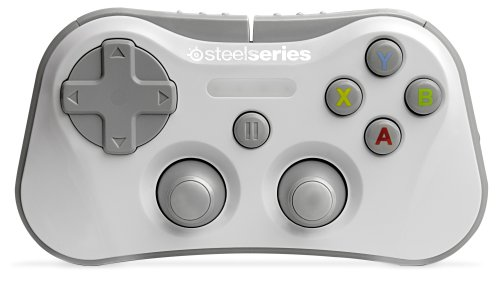 SteelSeries Stratus Wireless Gaming-Controller (für iOS) weiß