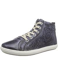Rieker K3089 Mädchen Hohe Sneakers