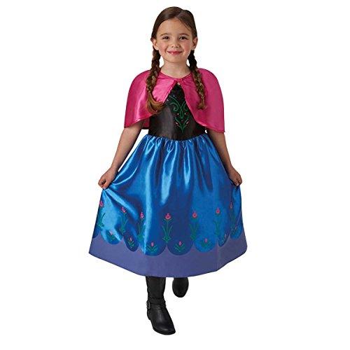 Rubie's 3620977 - Anna Frozen Classic, Action Dress Ups und Zubehör, M