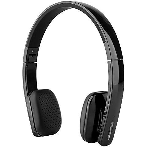 Archeer AH08 Cuffie Stero Senza Filli Headphones Bluetooth Stereo On-ear Wireless Microfono Incorporato e Batteria Ricaricabile Per Android Sistema iphone ipad e atltri dipositivi etc