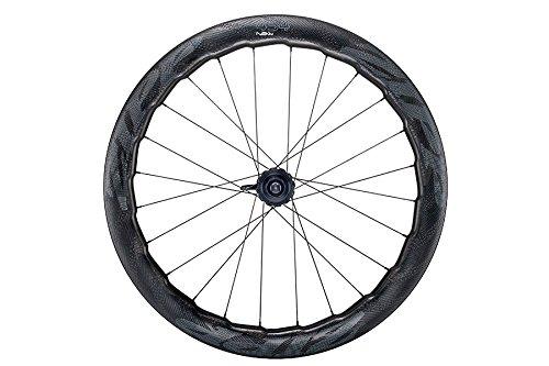 Zipp 454Nsw Carbon clincher disco ruota posteriore, nero