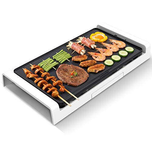 DSADDSD Grill Home Rauch Elektrische Backform Grillfleisch Nicht Klebrig Multifunktionsofen Grill