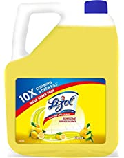 Lizol Disinfectant Surface Cleaner, Citrus - 5 L