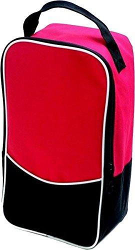 Finden & Hales , Herren Badmintonschuhe Red/Black/White
