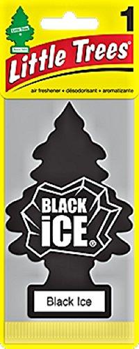 Preisvergleich Produktbild WUNDER-BAUM MTR0004 Lufterfrischer, Black Ice