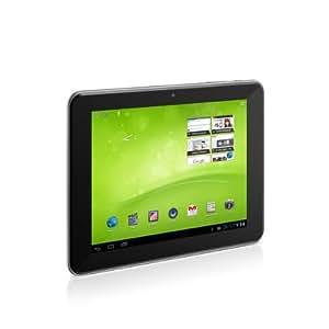 TrekStor SurfTab Ventos 8.0 20,3 cm (8 Zoll) Tablet-PC (Rockchip Dual Core, 1,6GHz, 1GB RAM, 16GB HDD, Android 4.0) schwarz/silber