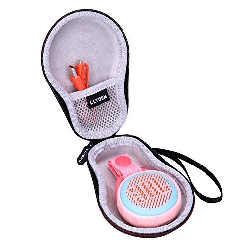 LTGEM Eva Hard Case für JBL Jr. Pop Kids Tragbarer Bluetooth-Lautsprecher - Reise-Aufbewahrungstasche