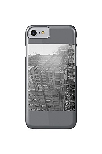 Million Dollar Corner on 34th and Broadway Photograph (iPhone 7 Cell Phone Case, Slim Barely There)