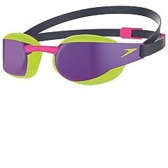 Speedo Fastskin3 Elite Mirror Schwimmbrille Die Fastskin³ Elite Goggle Mirror ist eine innovative Wettkampfschwimmbrille mit flachem Profil, die Dein ,,Racing-System' von Speedo komplementiert. Die IQ Fit Technologie sorgt für den optimalen Komfort. ...