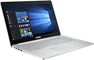 Asus UX501VW-FY062T 39,62 cm (15,6 Zoll, Full HD) Notebook (Intel Core i7 6700HQ, 16GB RAM, 256GB SSD, Nvidia GeForce GTX 960M, Win 10 Home) grau