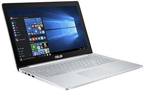 Asus UX501VW-FY145T 39,62 cm (15,6 Zoll) Notebook (Intel Core i7 6700HQ, 16GB RAM, 512GB SSD, GTX 965M, Win 10 Home)