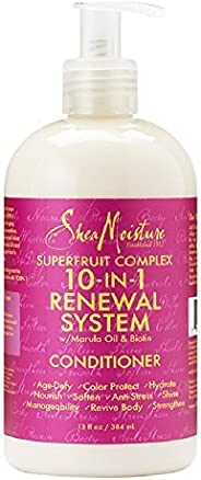 Shea Moisture Superfruit Complex 10-In-1 Renewal System Conditioner for Unisex - 13 oz