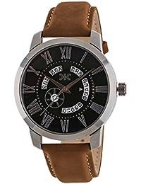 KILLER Analogue Black Dial Men's Watch - KLM5017-8