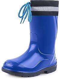 Amazon.it  34 - Stivali   Scarpe per bambine e ragazze  Scarpe e borse d62cb3d8bcf