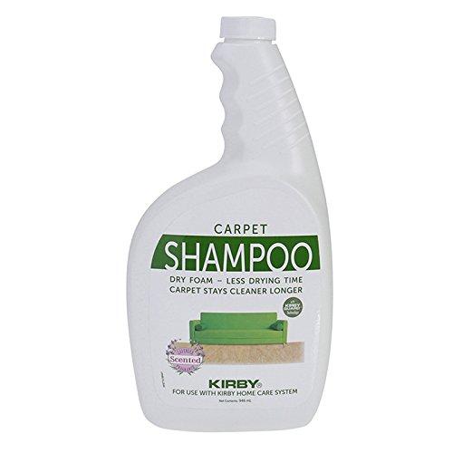 Trockenen Schaum Teppich (Kirby 2527MLG Hauspflege Lavendel Trockenes Schaum Teppich Shampoo)