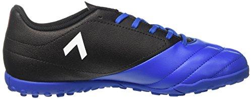adidas Ace 17.4 TF, Chaussures de Futsal Homme Multicolore (Core Black/Ftwr White/Blue)