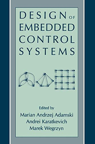 Design of Embedded Control Systems Embedded Control