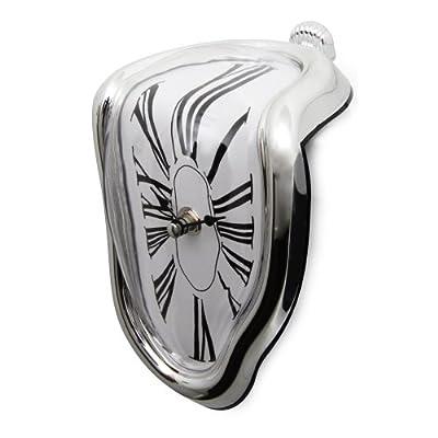 Horloge dégoulinante