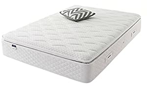 Silentnight Stratus Miracoil Geltex Pillow Top Mattress