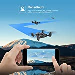 Holy Stone HS165 GPS Drone with 2K HD Camera for Adults, Foldable Drone for Beginners, FPV RC Quadcopter with GPS Return Home, Follow Me, Altitude Hold and 5G WiFi Transmission Live Video 15