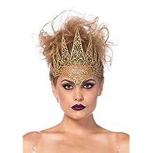 LEG AVENUE 2154 - Die Cut Royal Krone, gold